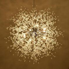 Modern Dandelion LED Chandelier Fireworks Pendant Lamp Ceiling Lights Home Decor Image 2 of 10 Chandelier Ceiling Lights, Led Pendant Lights, Ceiling Pendant, Ceiling Lamp, Chandeliers, Light Pendant, Pendant Lamps, Modern Chandelier, Pendant Lighting