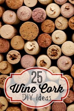 Do you save all of your Missouri wine corks? Here are 25 amazing wine cork DIY ideas for you to try!