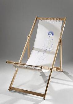 Laith McGregor's Deckchair