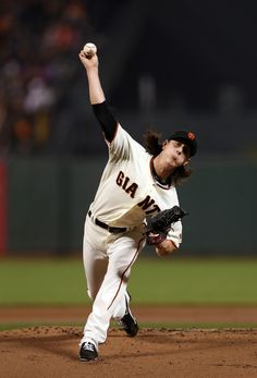 Tim Lincecum, San Francisco Giants starting pitcher