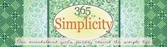 365 Days to Simplicity