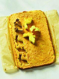 Osterhasenkuchen mit Kakaoglasur   idee-für-mich.de 22nd Birthday, Easter Brunch, Apple Pie, Donuts, Cake Decorating, Bakery, Food And Drink, Cupcakes, Sweets
