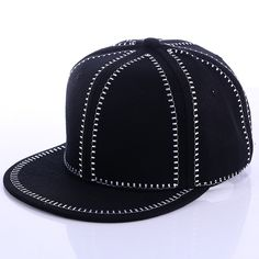China Cap OEM Factory 100% Arcylic 6 Panel Black Color Custom Adult Unisex 3D  Embroidery 469d92fd570a