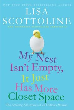 Critics and readers loved Lisa Scottoline's first collection of true-life stories, which only encouraged her--now she's back with these all-new, exciting adventures. She's farther down the road now, and the scenery has changed--ex-husbands Thing One and Thing Two are in her rear-view mirror, daughter Francesca has moved into an apartment, and Lisa's finding the silver lining in her empty nest, which has lots more room for her shoes. And some things have stayed the same--Mother Mary is still…