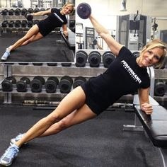 Total-Body Workout Plan - Total-Body Workout Plan to Burn Body Fat and Build Lean Muscle Mass - Shape Magazine