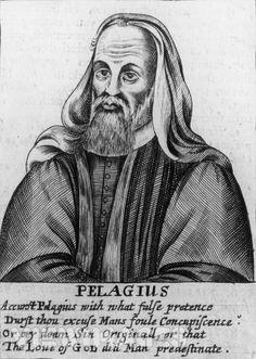Pelagius (354 - 440)
