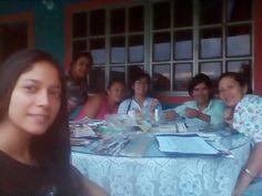 #fundacionsocialberaca, dictando taller en otra vereda de nuestra Vega Cundinamarca. Vegas, Atelier