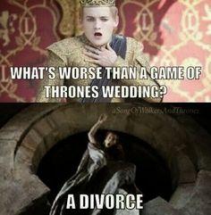 El Descanso del Escriba: Divorcios en Westeros