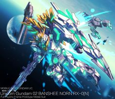 GUNDAM GUY: Awesome Gundam Digital Artworks [Updated 7/18/16]