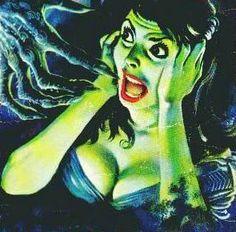 Terrified Scream