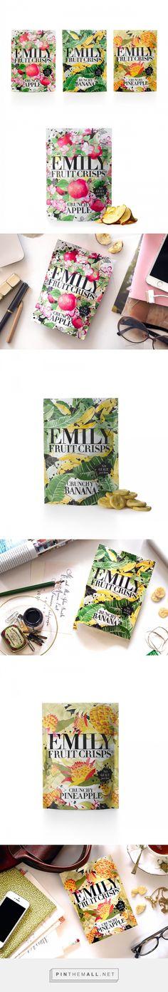 Emily Fruit Crisps « big fish® – #branding #design #packaging