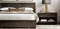 Grand Shutter Bedroom Collection | RH