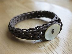 Ravelry: Button & Cluster Bracelets pattern by Kimberly Dijkstra