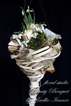 The art of flowers - Fashion Photo & Art Inspiration