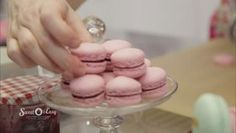 Macarons enie backt