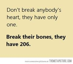 They can spare a bone....or 10. Lol.