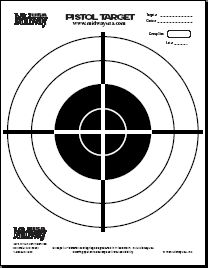 Different printable targets-- could use for aiming paper airplanes, ping pong balls, bean bags, etc.
