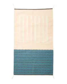 The Agnes Rug in Blue