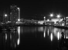 Night Run Right, la noche Puerto de Barcelona también es para el deporte