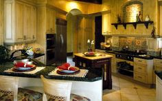Ultimate in tuscan kitchen decorations trend design interior