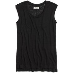 MADEWELL Modern Linen Muscle Tee and other apparel, accessories and trends. Browse and shop 8 related looks.