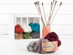 Cascade's Alpaca Lace collection is a delightful fingering weight lace yarn made…