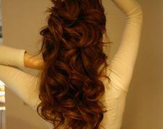 (wedding) hair