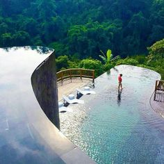 Hanging Garden Hotel Ubud