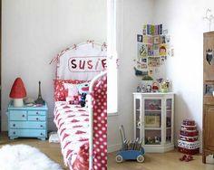sweet child's bedroom details