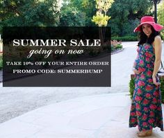 Last day to get 10% off your entire order plus new sale items. Shop now at www.heritwinematernity.com #maternity #pregnancy #sale
