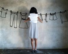 IlPost - Il bucato - She can leap tall buildings (a href=http://heidilender.com/Heidi Lender/a)