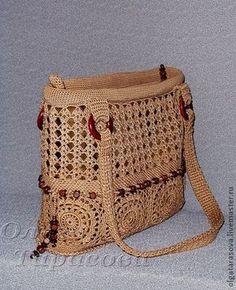 Marvelous Crochet A Shell Stitch Purse Bag Ideas. Wonderful Crochet A Shell Stitch Purse Bag Ideas. Pull Crochet, Crochet Tote, Crochet Handbags, Crochet Purses, Love Crochet, Diy Crochet, Crochet Purse Patterns, Crochet Motifs, Crochet Shell Stitch