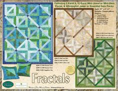 Gems, Jewels, & Crystals - Fractals Project