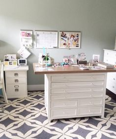 1000 images about myhdcstyle on pinterest craft space for Martha stewart living craft furniture