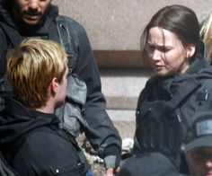I almost cry every time Peeta is in his other state of mind and looks like he is about to kill Katniss. :(