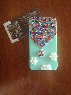 Jeweled  Up iPhone case