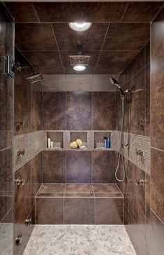 Shower Seats Design Ideas