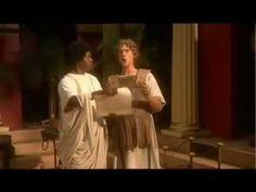 "Horrible Histories ""Crazy Caligula"" 3 min.  (Chapter 8-4)"