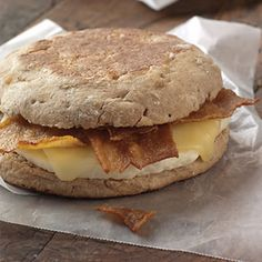 The Best & Worst Fast-Food Breakfast Sandwiches @EatingWell Magazine