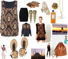 """""""Sultan look"""" by carolwatergirl on Polyvore"""