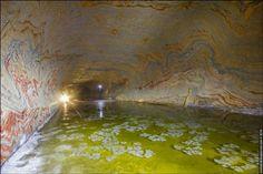 FOTO – Intreaga lumea a ramas UIMITA! Descoperire INEXPLICABILA in maruntaiele pamantului, vechi de milioane de ani!