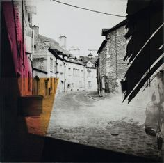 Betty Christine Fog - Rue de village