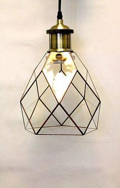Авторские витражные лампы, бра, светильники, выполненные из стекла в технике Тиффани, лампы и подвесные светильники  Лофт, минимализм, рустик.  GlassFlowers