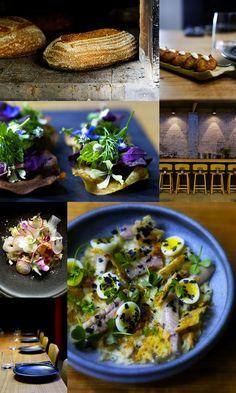 Garagistes, Tasmania. Modern Australian food.