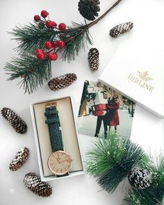 Christmas is almost here... What are you doing this Holidays? #birline #flatlay