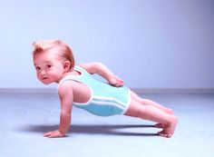 How to Change Bad Behavior with Exercise and Aquire Parenting Level Master Status