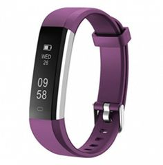 Buy KARSEEN Fitness Tracker,Fitness Watch with Step Counter Watch and Activity Tracker, Waterproof Fitness Watch as Calorie Counter Pedometer Smart Watches for Kids Women Men (Purple) Best Fitness Watch, Best Fitness Tracker, Activity Tracker Watch, Fitness Watches For Women, Calorie Counter, Smart Bracelet, Fun Workouts, Smart Watch, Usb