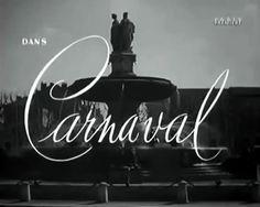Carnaval - Fernandel Marcel Pagnol - Film complet