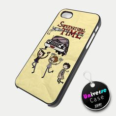 Cute Supernatural Team Free Will iPhone 5 Case Hard Plastic