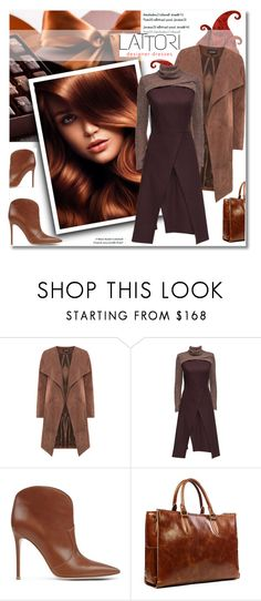 """""""LATTORI"""" by janee-oss ❤ liked on Polyvore featuring Michael Kors, Lattori and Gianvito Rossi"""